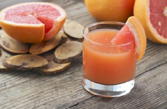 ग्रेपफ्रूट फॉर एसिडिटी - Grapefruit for Acidity in Hindi