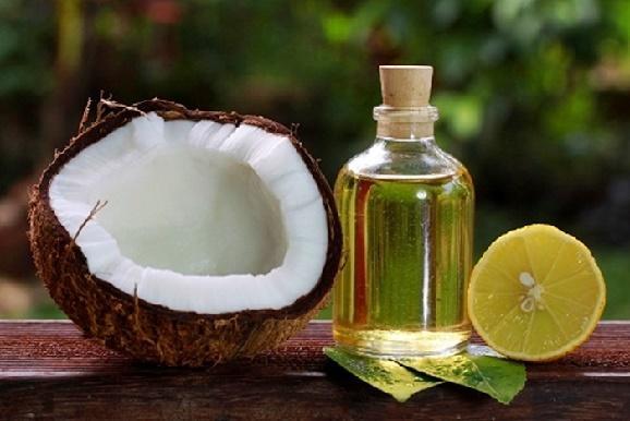 Image result for नारियल का तेल और नींबू